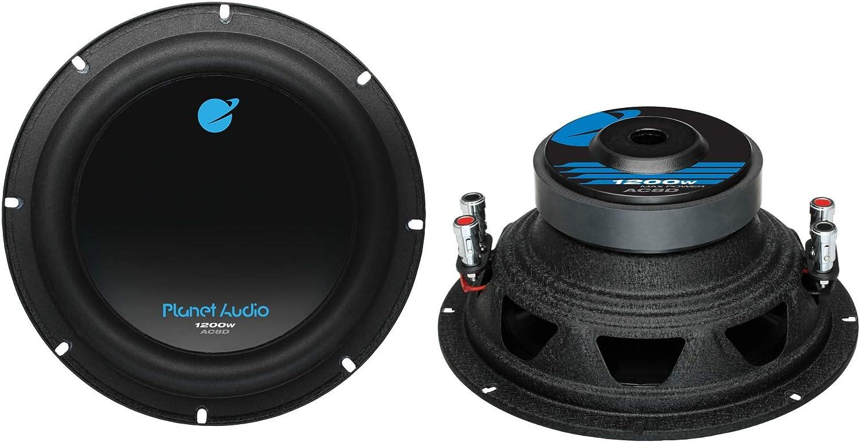 Planet Audio AC8D 8