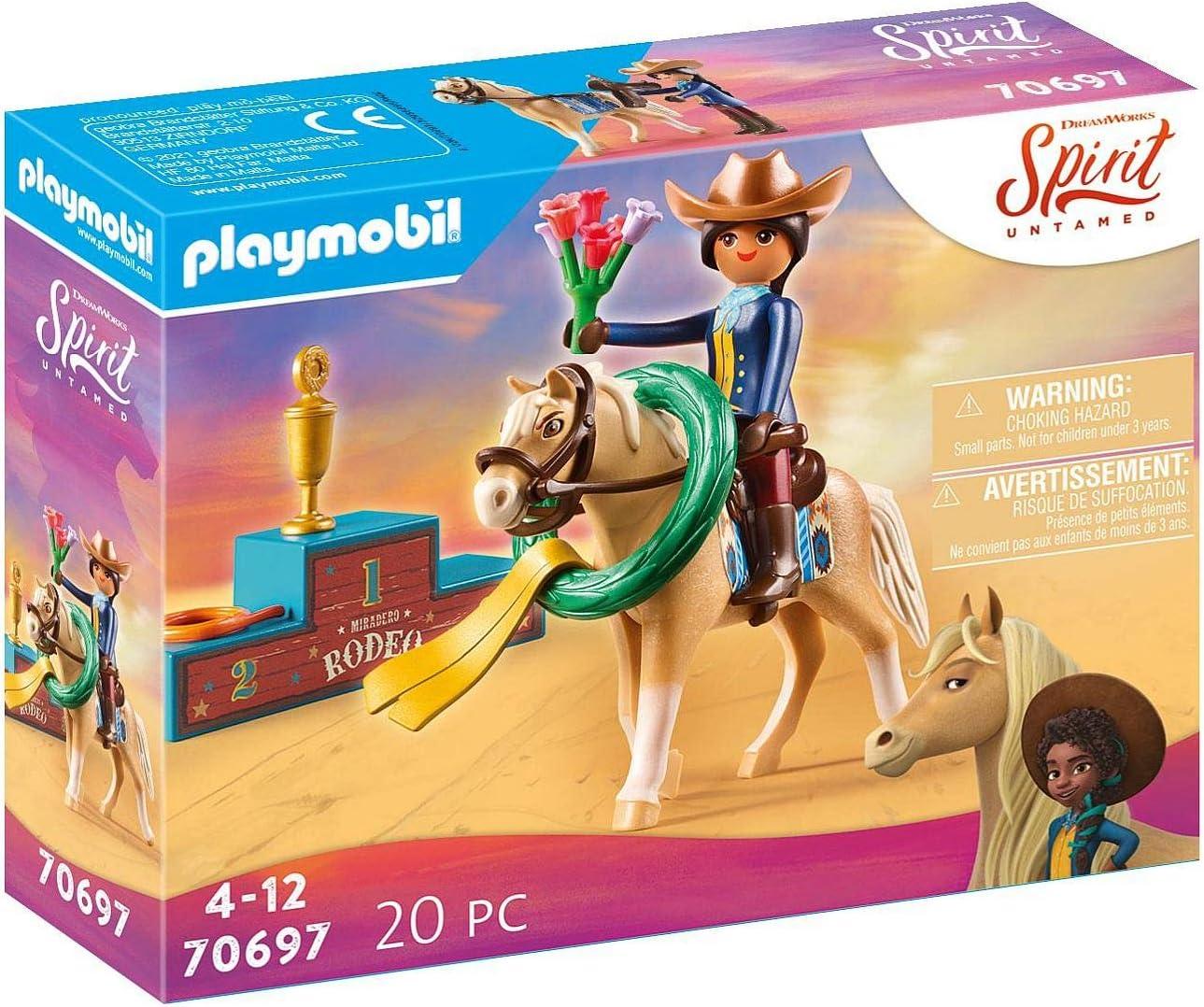 PLAYMOBIL Spirit Untamed Rodeo PRU