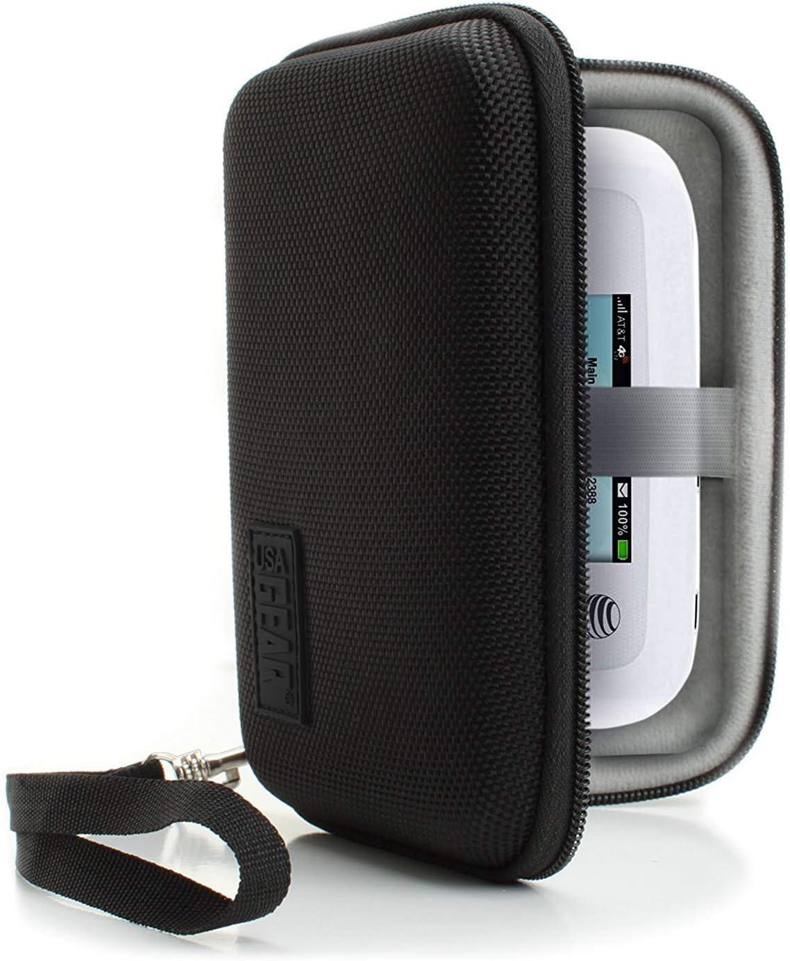 Accessory Power USA GEAR Mobile HotSpot Wifi - Funda Rígida, Portátil, Universal para GPS , Baterías Externas