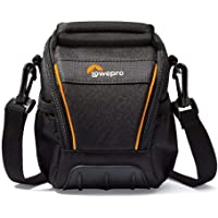 Lowepro Shoulder Bag Sh 100 Ii Ready for Your Next Photo Adventure, Delivering Protection and Practicality, Black, (LP36866-0WW)