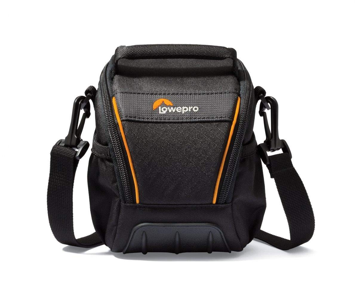 Lowepro Adventura SH 110 II - A Protective and Compact Shoulder Bag for a Camcorder, CSC or Action Video Camera LP36865-0WW
