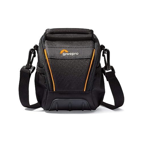 Lowepro SH 100 II Adventura Bag for Camera - LP36866-0WW - Black