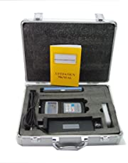 Split Type Digital Surface Roughness Tester Meter SRT-6200S Handheld Surface Roughness Measuring Gauge with Ra Range 0.05~10.00µm/ Rz 0.020~100.0µm