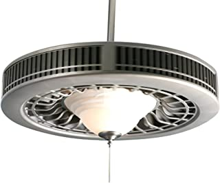 product image for Purifan Ceiling Fan Air Filter - Color Pewter - With Allergy Filters - No Motor or Light Kit Included