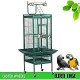 "Yaheetech 62"" Pet Bird Cage Play Top Parrot Cockatiel Cockatoo Parakeet Finches"