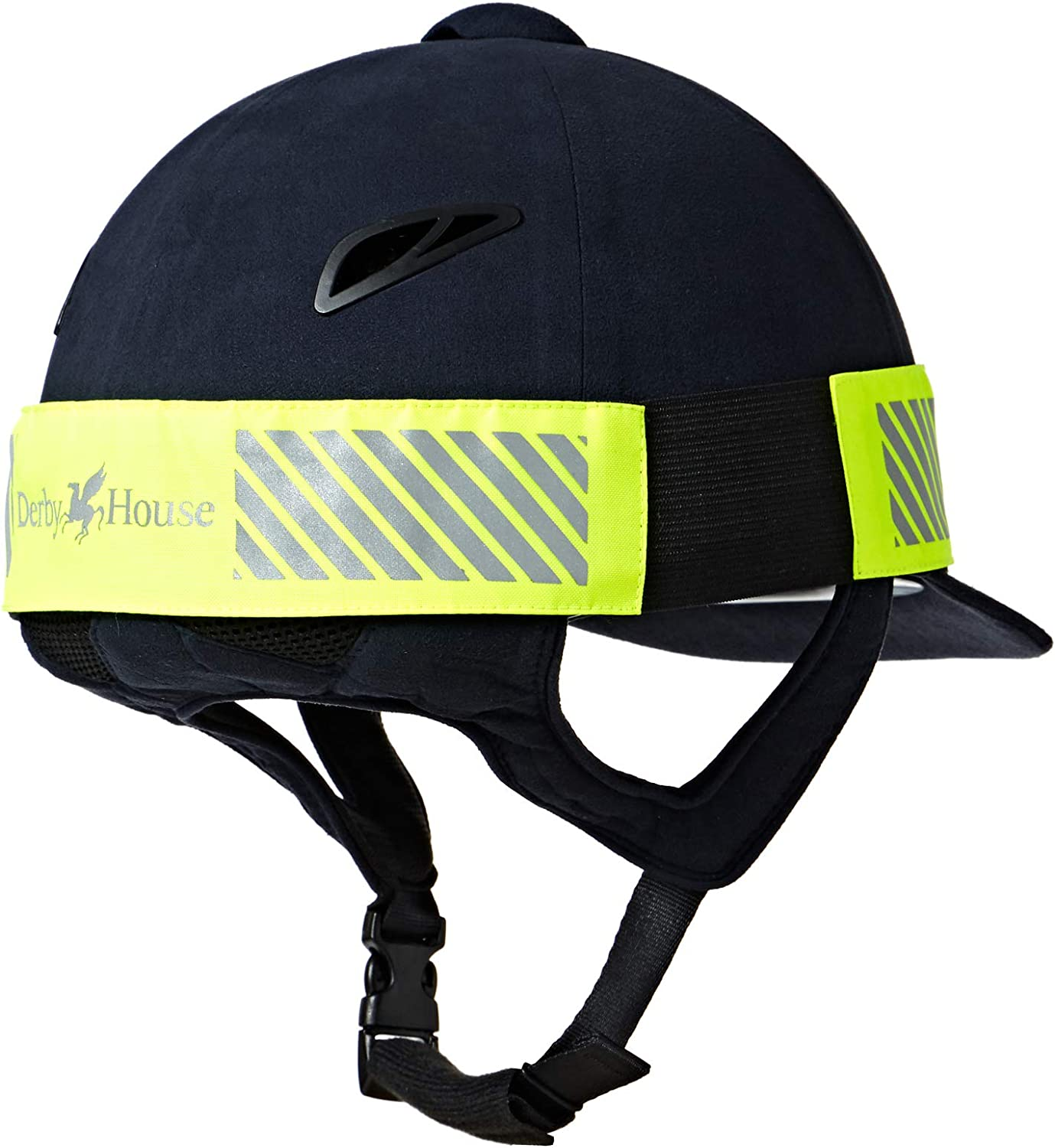 Derby House Hi Vis Riding Hat Band Hat Accessory
