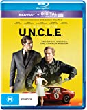 The Man From U.N.C.L.E (Blu-ray + Digital)