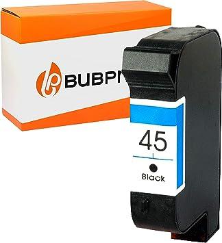 Bubprint Druckerpatrone Kompatibel Für Hp 45 Hp45 Für Designjet 750c Deskjet 1220c 6122 710c 815c 880c 930c 9300 950c 970cxi 980cxi 990cxi Schwarz Bürobedarf Schreibwaren