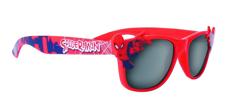 Spiderman Fumetti Marvel Ragazzi Occhiali da sole 3D 100% protezione UV