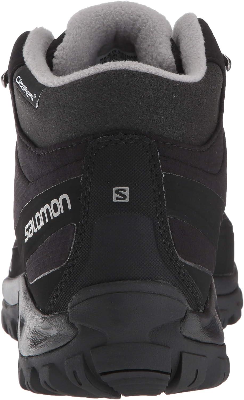 Salomon Hombre SHELTER CS WP Zapatillas de senderismo