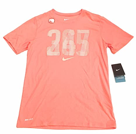 3e6c9f5658c1 Amazon.com  Nike Men s Graphic T-Shirt 24 7 365 Orange Medium 806310 842  Sports    Outdoors