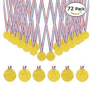 Detalles niños medallas baratos amazon