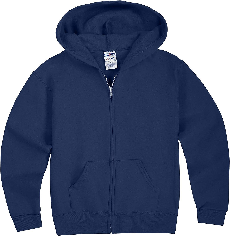 Jerzees Boys Fleece Sweatshirts, Hoodies & Sweatpants: Clothing