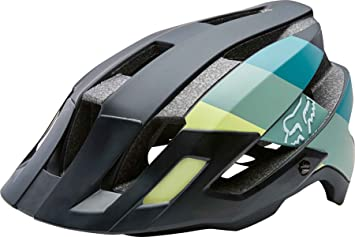 Fox Flux Drafter Casco, Black, tamaño L/XL