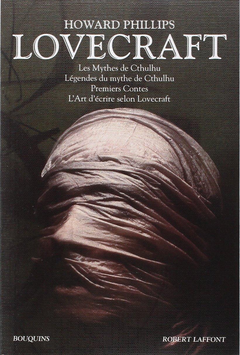 Oeuvres - Tome 1 (01) Broché – 3 février 2010 H. P. Lovecraft Bouquins 2221115880 749782221115886