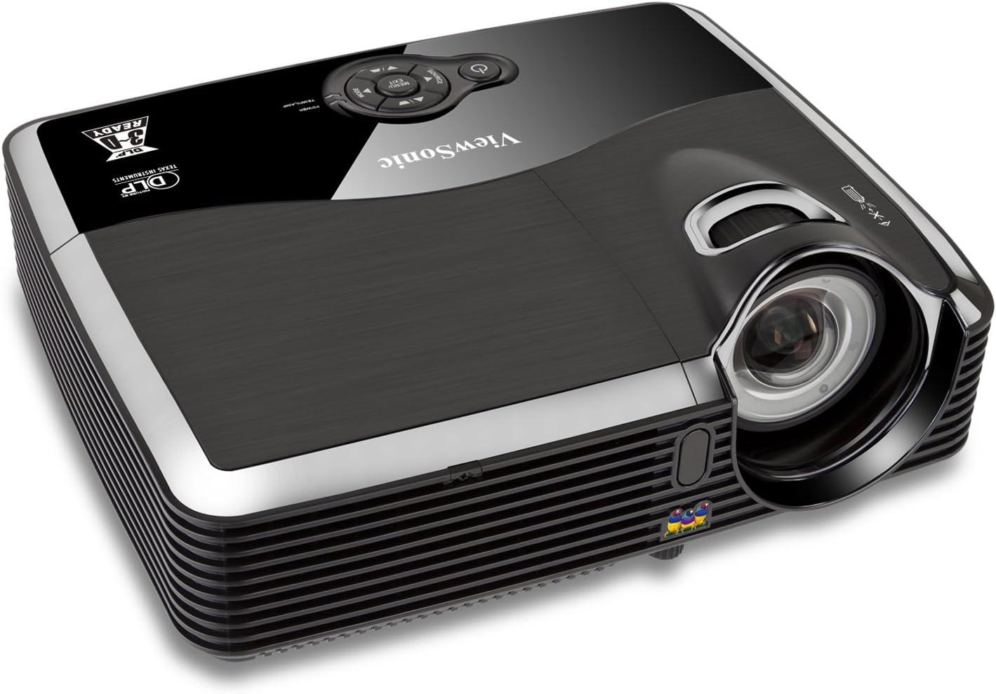 Viewsonic PJD5353 Proyector DLP, negro: Amazon.es: Electrónica
