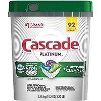 Complete ActionPacs - Detergente para lavavajillas, platino (92 Pacs Platinum)