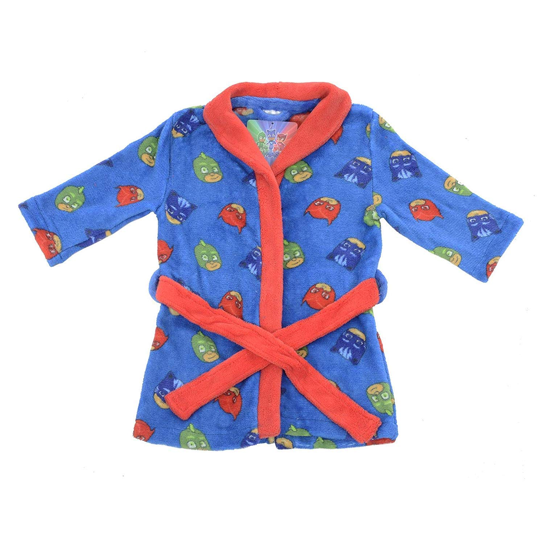 PJ Masks Fleece Feel Boys Dressing Gown