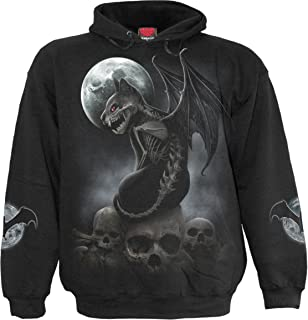 Spiral - Mens - Vamp CAT - Hoody Black