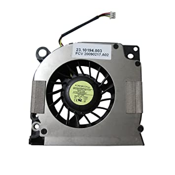 DELL Latitude D620 D630 Inspiron 1525 1526 1540 1545 Ventilador Enfriador: Amazon.es: Informática