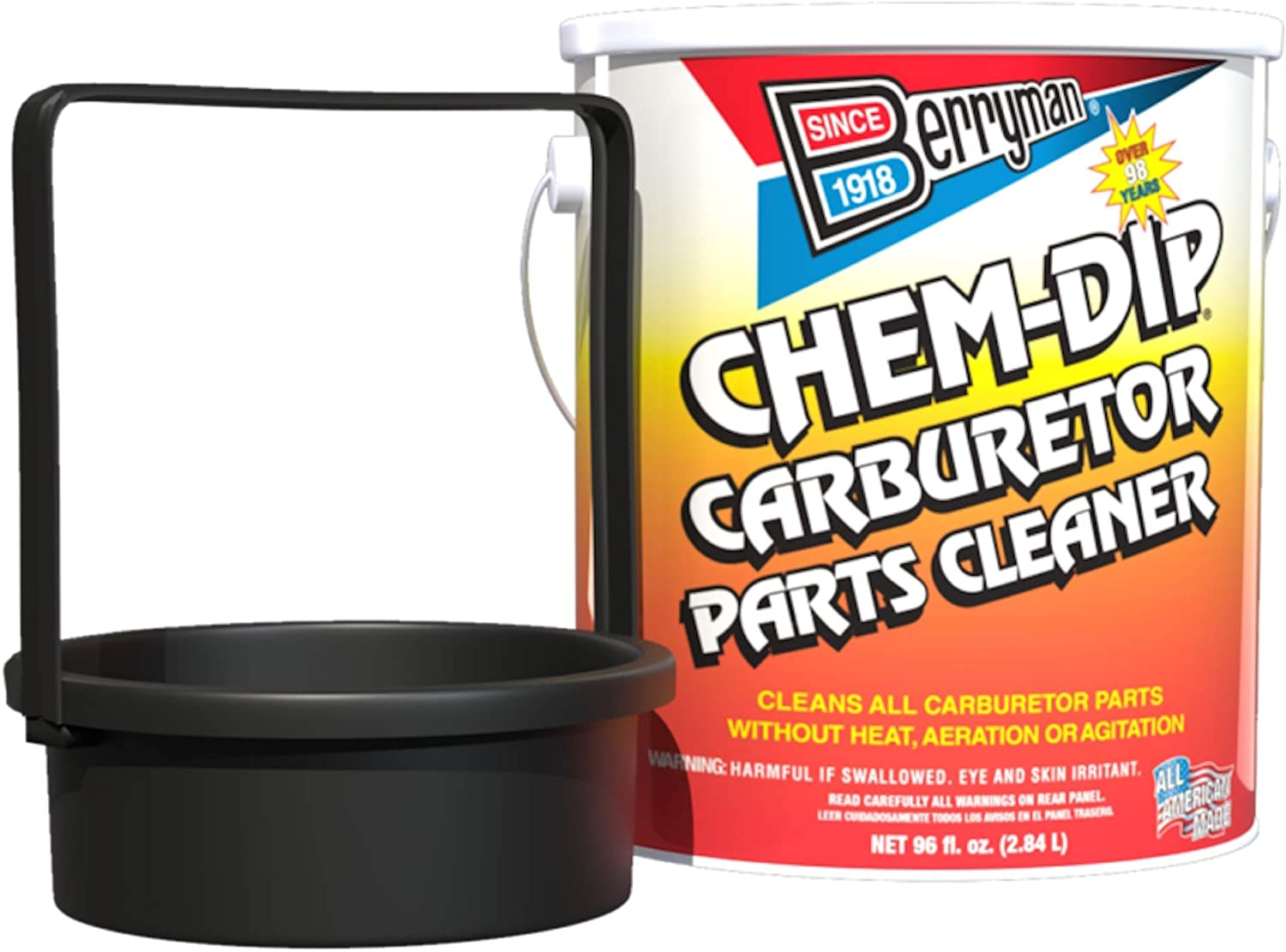 Berryman Products 0996-ARM B-9 Chem Dip Parts Cleaner