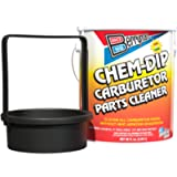 Berryman 0996-ARM B-9 Chem Dip Parts Cleaner with Basket and Armlock, 3/4-Gallon Pail