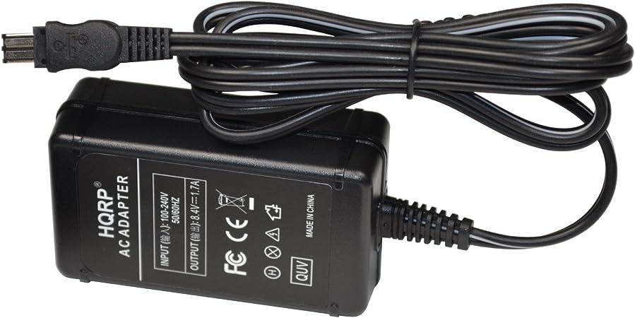 Hqrp Netzteil Ladegerät Für Sony Dcr Hc15e Dcr Pc101e Elektronik