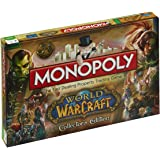 Monopoly World Of Warcraft Board Game