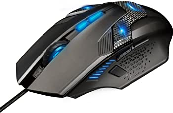 TeckNet Raptor Pro Programmable Wired Optical Gaming Mouse