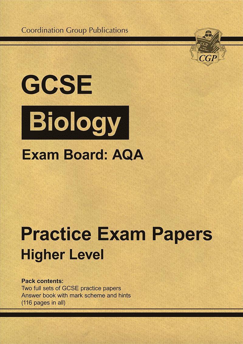 Edexcel Biology Coursework Unit 6