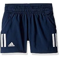 Adidas Boys Club Pantalones Cortos de 3 Rayas