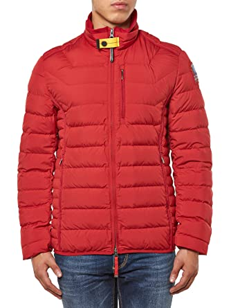 Parajumpers Ugo on Veste Rouge Rot Medium