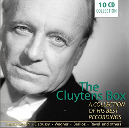 """André Cluytens / A Collection of His Best Recordings"