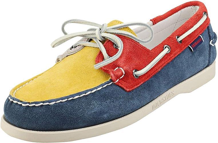 Sebago Portland Pastel Homme Chaussures Bateau
