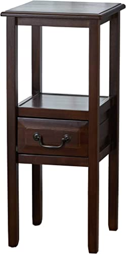 Reviewed: Christopher Knight Home Rivera Acacia Wood Accent Table