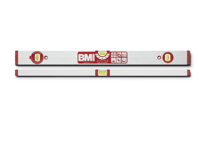 BMI 680080-DFK Dosenlibelle mit Kunstoffflansch 80 x 12 mm