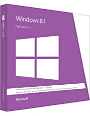 Microsoft Windows 8.1 - Sistemas operativos (Full packaged product (FPP), ENG, DVD)