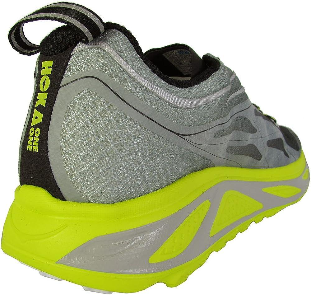 Hoka Huaka - Zapatillas de Running, Color Negro, Talla 47 EU: Hoka ...