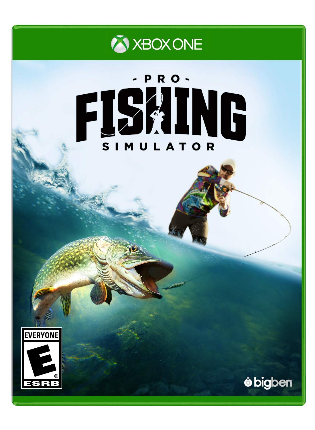 Pro Fishing Simulator - Xbox One