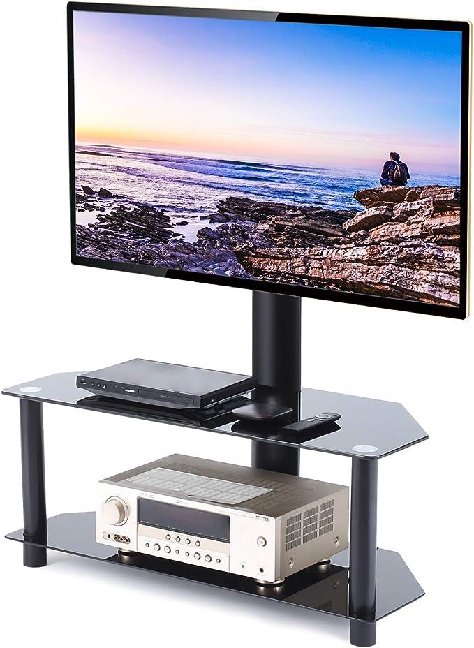 Soporte giratorio de suelo para televisor: Amazon.es: Electrónica