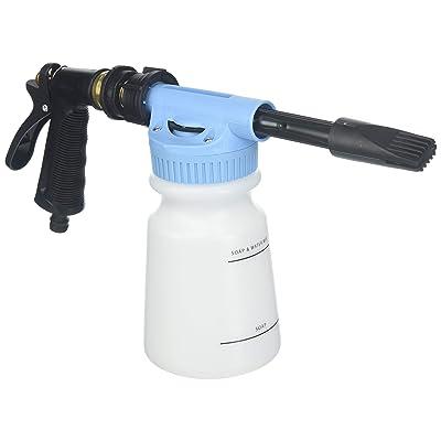 Detailer's Domain Car Foam Gun & Free Microfiber Wash Mitt: Automotive