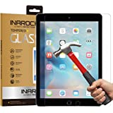 iPad 2 3 4 Screen Protector Glass, InaRock 0.26mm Tempered Glass Screen Protector for iPad 2/iPad 3/iPad 4,Premium Crystal Clear,Industry,High 9H Hardness