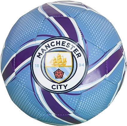 PUMA Manchester City Future Flare - Balón de fútbol, Color Azul ...