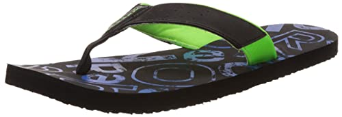 Reebok Men's Print Flip Flip-Flops and House Slippers Men's Flip-Flops & Slippers at amazon