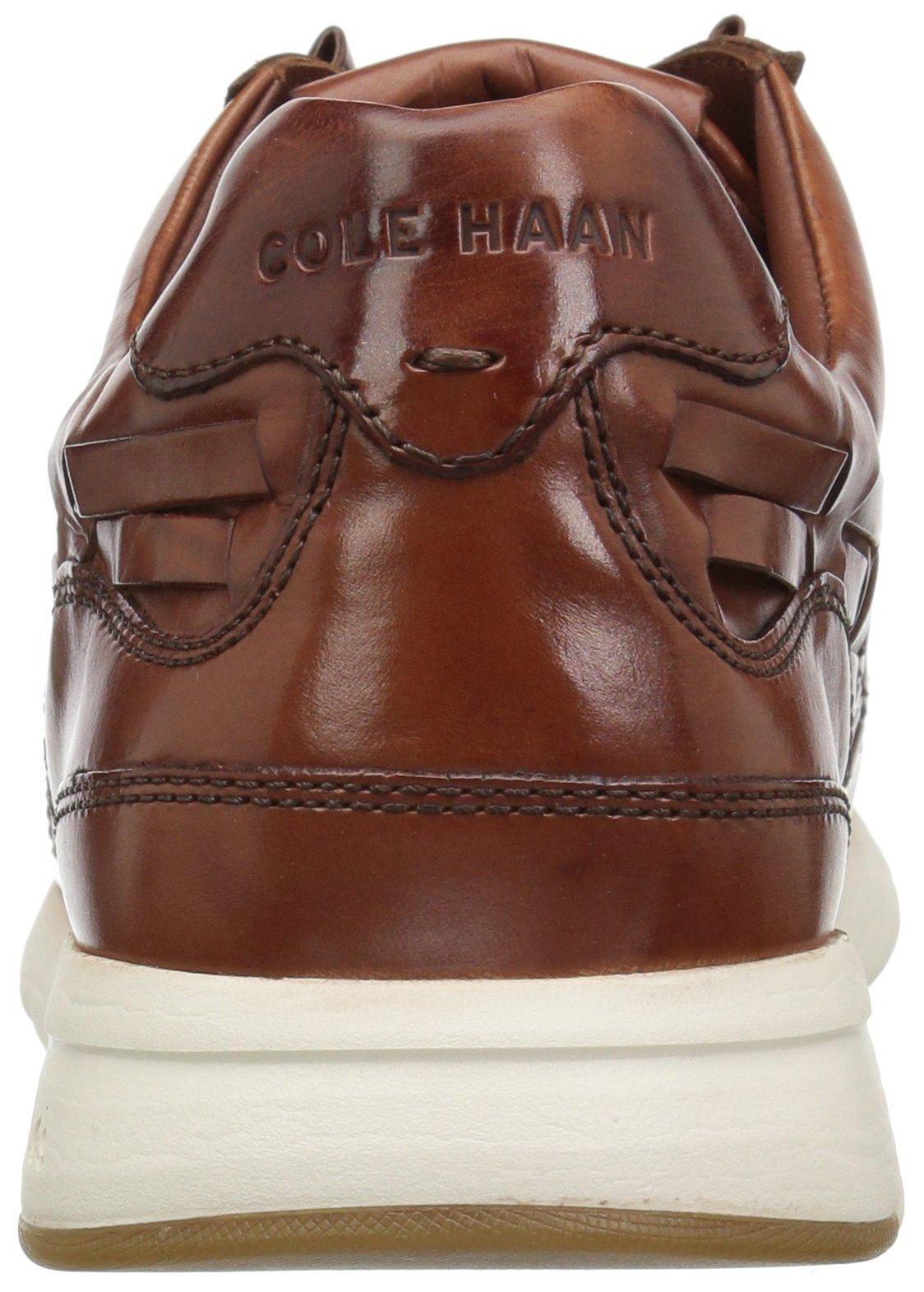 Cole Haan Men's Grandpro Runner Huarache Sneaker, Woodbury Woven Burnish, 12 Medium US by Cole Haan (Image #2)