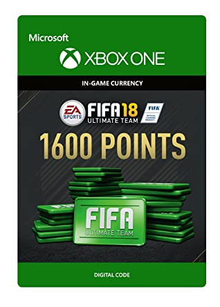 FIFA 18 Ultimate Team - 1600 FIFA Points | Xbox One