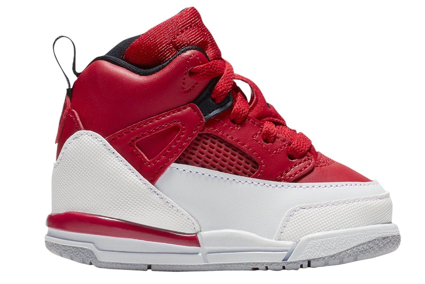 super popular 6b81c d2dcc Galleon - Jordan Spizike BT Toddler Basketball Shoes Gym Red Black White Wolf  Grey 317701-603 (9 M US)