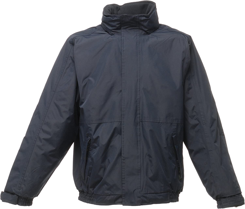 Regatta New Men/'s Jackets Long Sleeve Full Zipped Waterproof Dover Mens Jacket