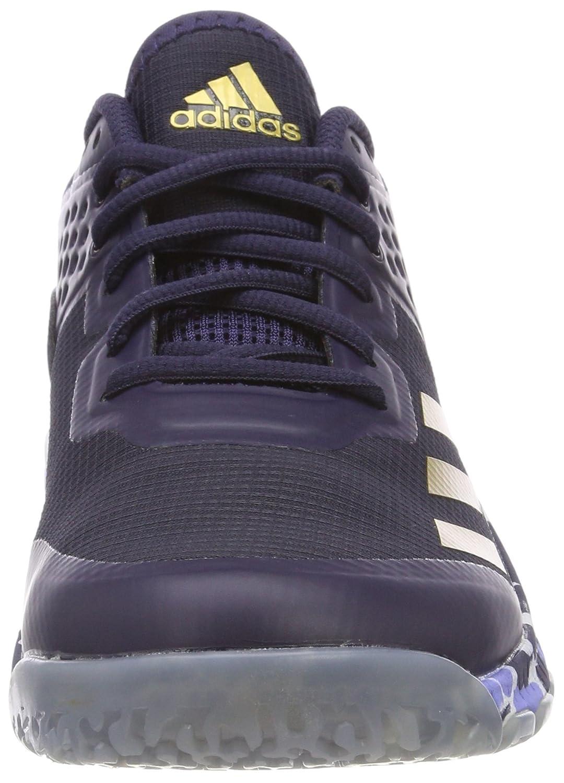 adidas Crazyflight Bounce W, Chaussures de Volleyball Femme, Bleu (Tinnob/Dormet/Purtiz 000), 36 2/3 EU