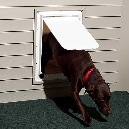 Amazon Magnador Kennel Dog Door Medium Mag 1 11 X 13 Flap